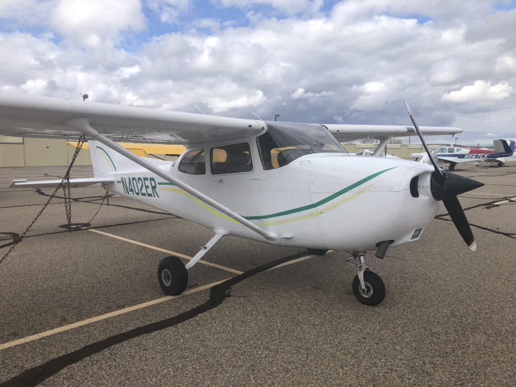 N402ER Cessna C-172R